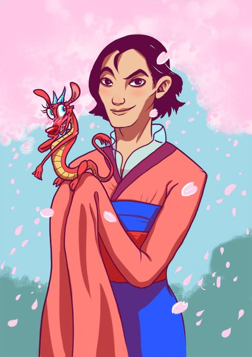 Disney characters reimagined as the opposite gender 63