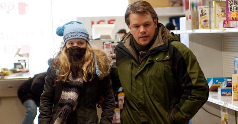 Matt Damon reveals his daughter had COVID-19 13