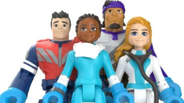 Mattel's 'Thank You Heroes' action figures honor COVID-19 essential workers 17