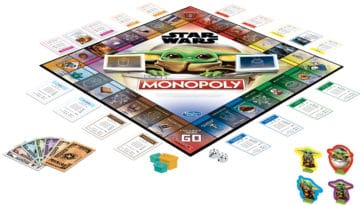 Baby Yoda gets their own Monopoly edition 12
