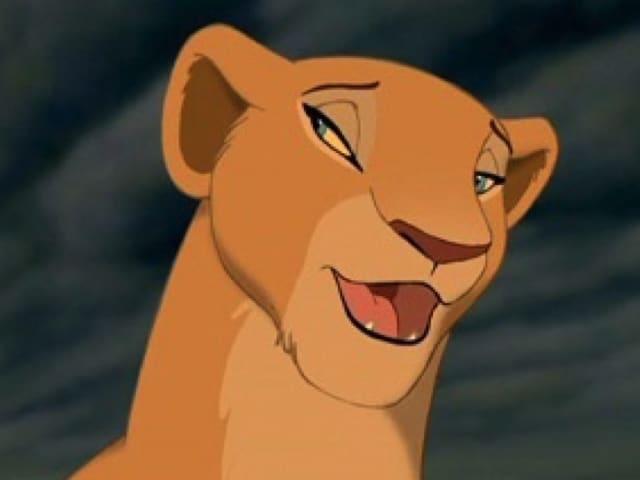 #20 Nala (The Lion King) 107