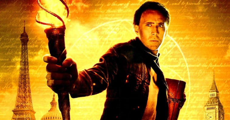 National Treasure 3 and a Disney+ series based on the film franchise are in the works 15