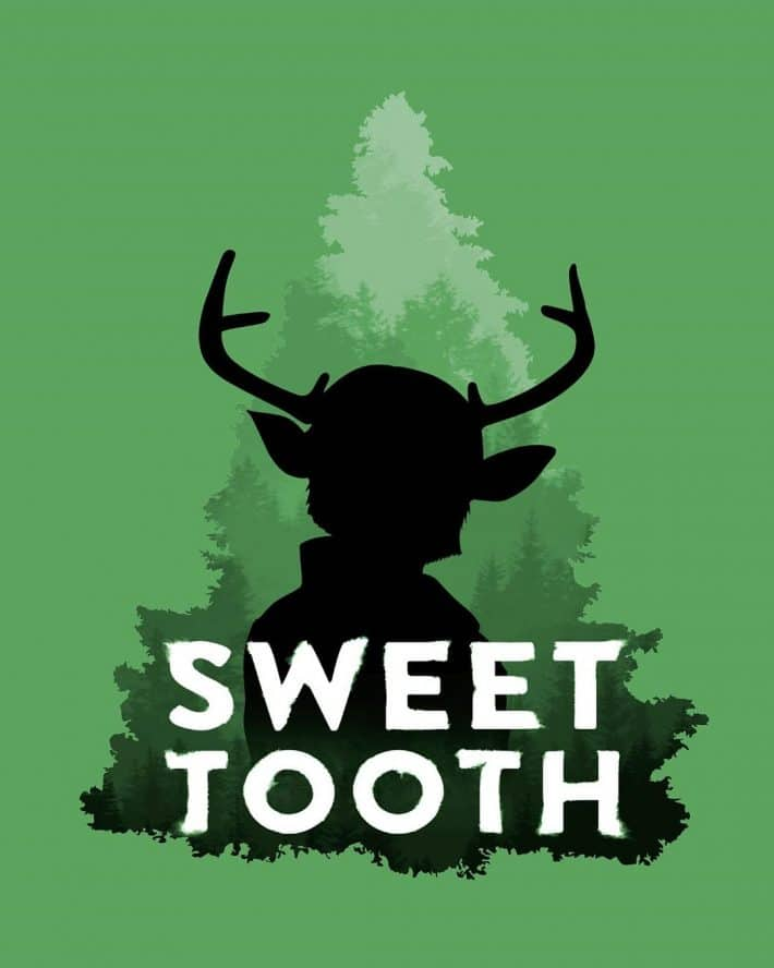 Netflix orders live-action series based on DC Comics' Sweet Tooth from Robert Downey Jr. 12