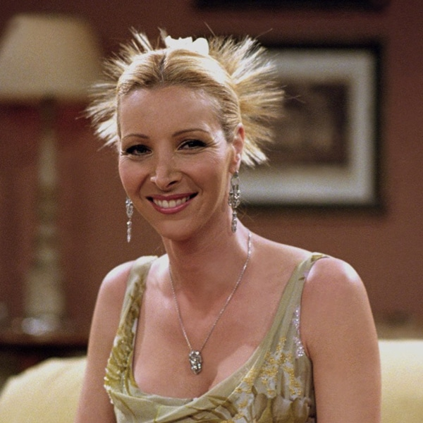 "Who did Phoebe Buffay end up marrying in ""Friends""? 14"