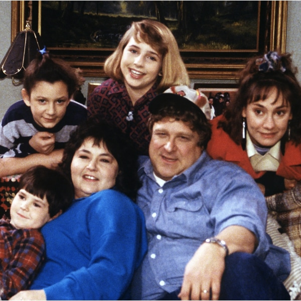 "Who is Roseanne and Dan Conner's eldest child in ""Roseanne""? 28"