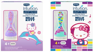 Schick Intuition reteams with Hello Kitty for two new limited-edition razors 18