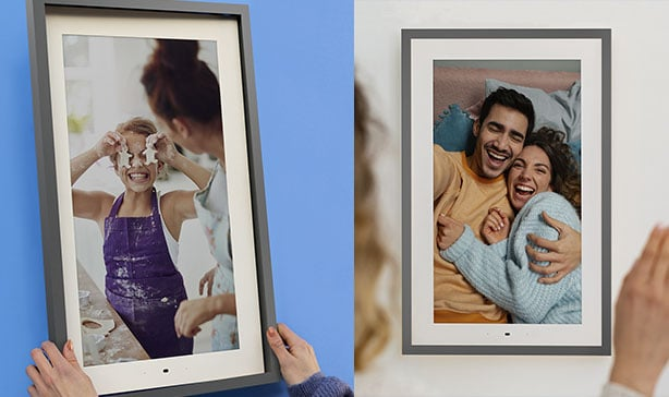 Lenovo's 21.5-inch Smart Frame is half off 11