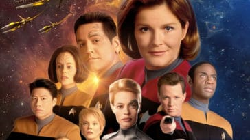 A Star Trek: Voyager 25th anniversary reunion is planned for later this month 21