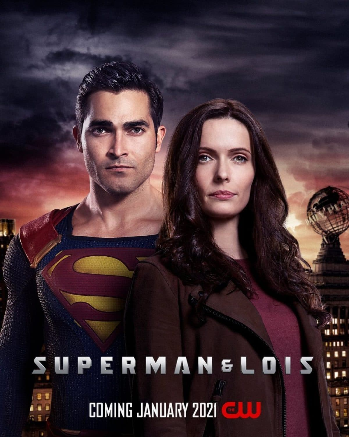 Superman & Lois gets a series premiere date and first poster 21
