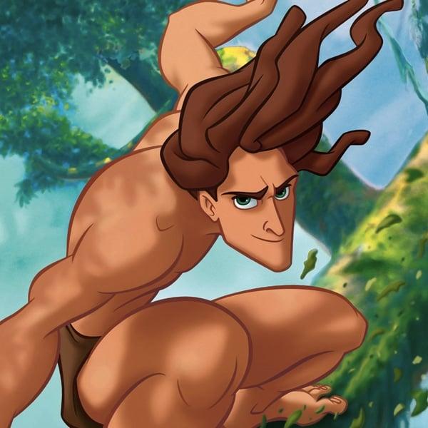 #16 Tarzan 86