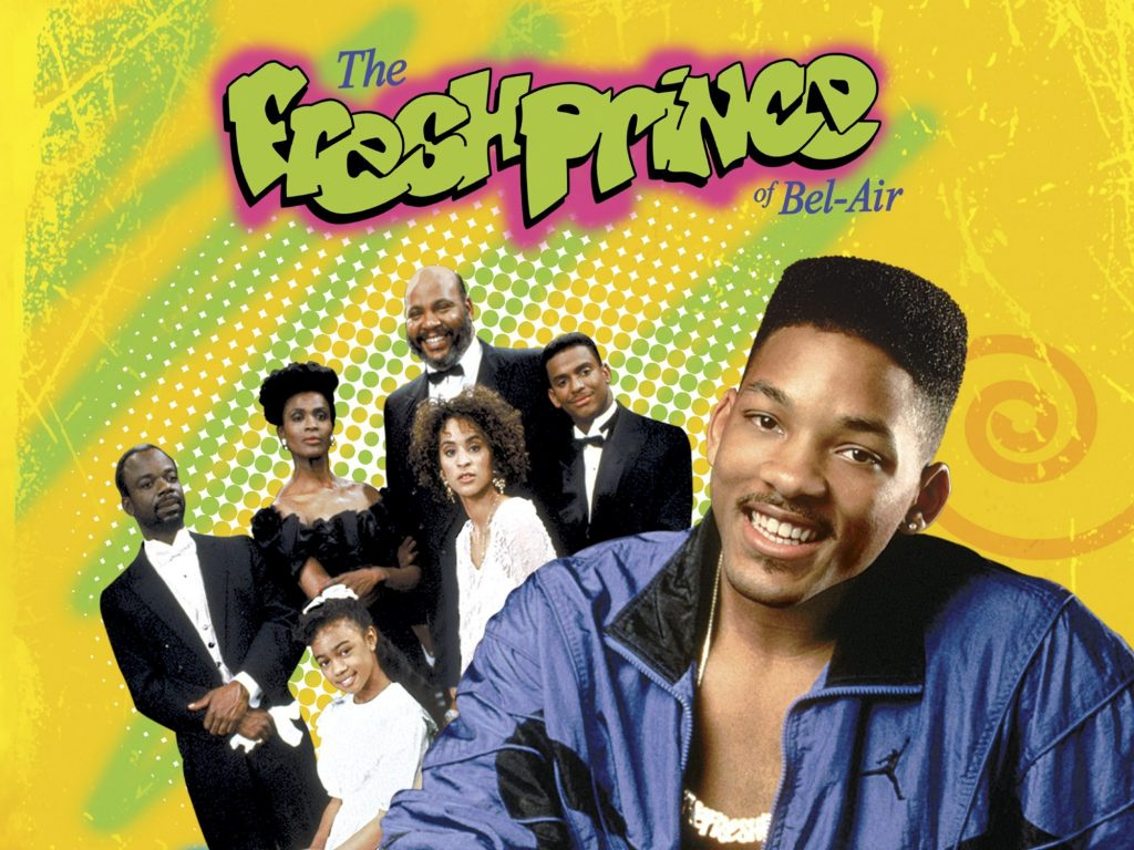 How many cousins does Will Smith have on The Fresh Prince of Bel Air? 39