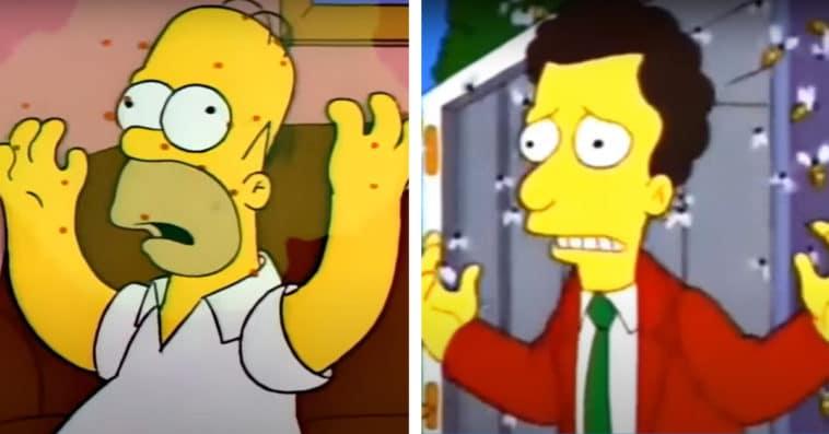 The Simpsons predicted coronavirus and murder hornets 14