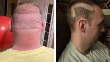 Quarantine haircut fails that will make you burst into laughter 17