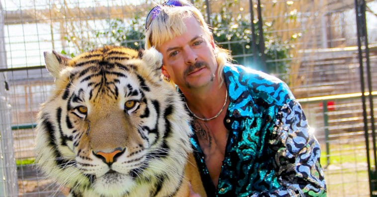 Joe Exotic's zoo reopens to huge crowds of Tiger King fans 12