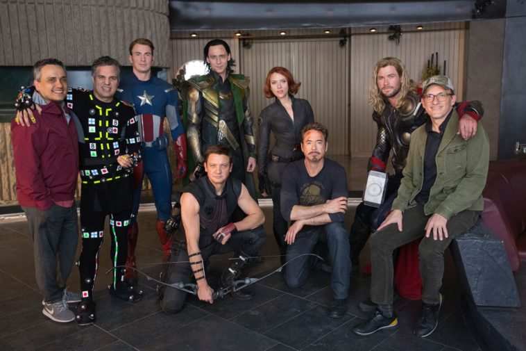 Disney speaks up about when Marvel will resume film production 11