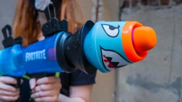Nerf's 2020 Fortnite blasters are now available to purchase 15