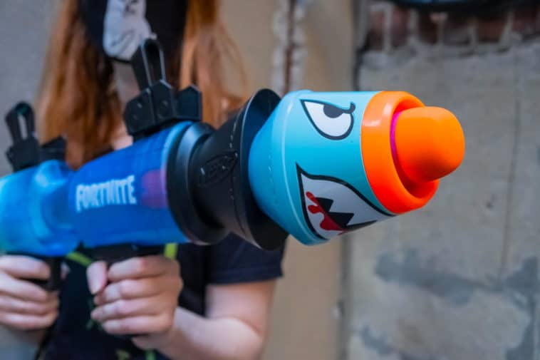 Nerf's 2020 Fortnite blasters are now available to purchase 20