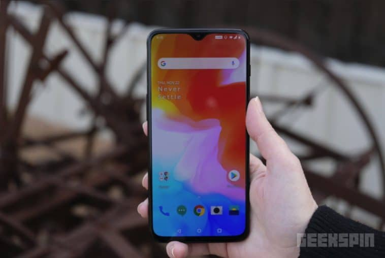 The OnePlus 6T is on sale for just $349 12