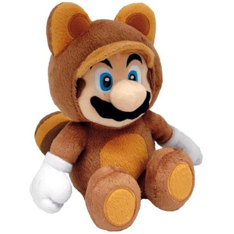 Adorable Super Mario Bros. plushes feature powered-up Luigi and Mario 12