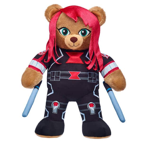 Build-A-Bear's Black Widow plushie is the cutest spy you'll ever see 14