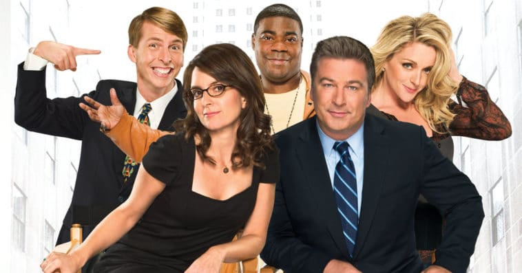 30 Rock is coming back to NBC for a one-hour special 13