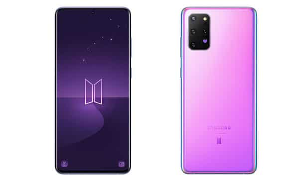 Samsung officially launches Galaxy S20+ and Galaxy Buds+ BTS Edition 12