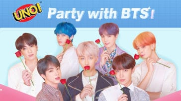 UNO! Mobile is hosting the ultimate BTS fan party 10