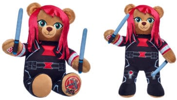 Build-A-Bear's Black Widow plushie is the cutest spy you'll ever see 17