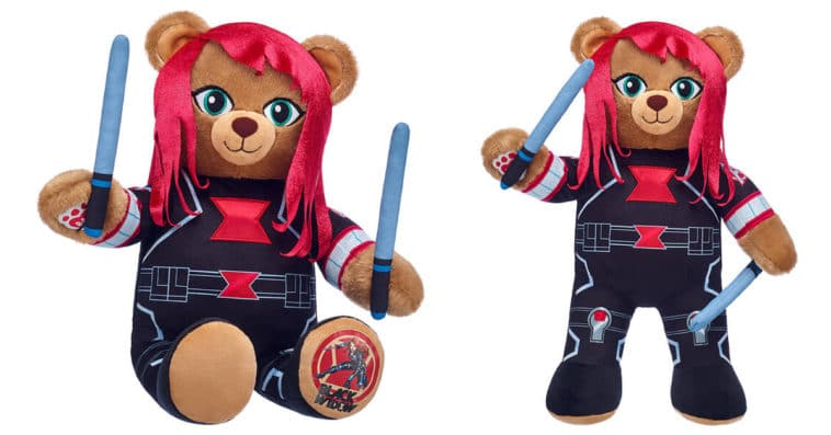 Build-A-Bear's Black Widow plushie is the cutest spy you'll ever see 13