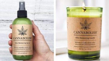 Plant-based Cannabolish gets rid of cannabis odor instantly 16