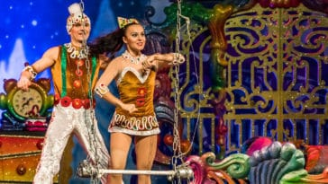 Cirque du Soleil files for bankruptcy protection, lays off 3500 employees 17