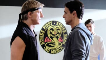 Netflix acquires the streaming rights to Cobra Kai season 3 13