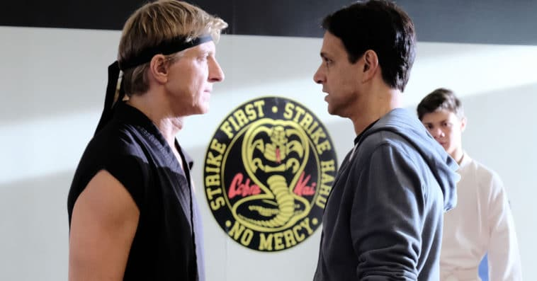 Has Cobra Kai been canceled or renewed for Season 3 and 4? 13