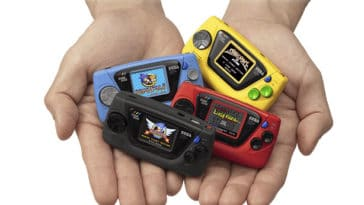 Sega is bringing back the Game Gear as a Micro-sized handheld console 17
