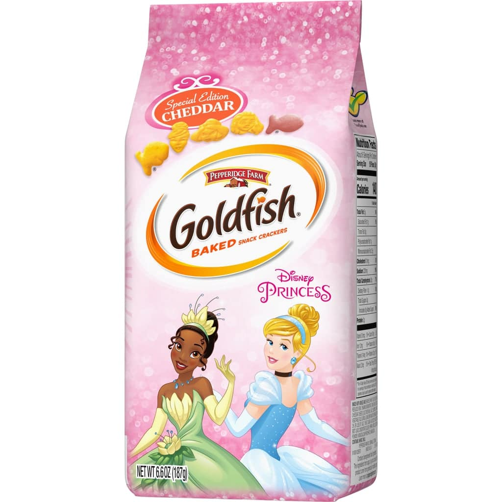 Goldfish unveils cracker packs inspired by Disney Princesses and Marvel's Avengers 14