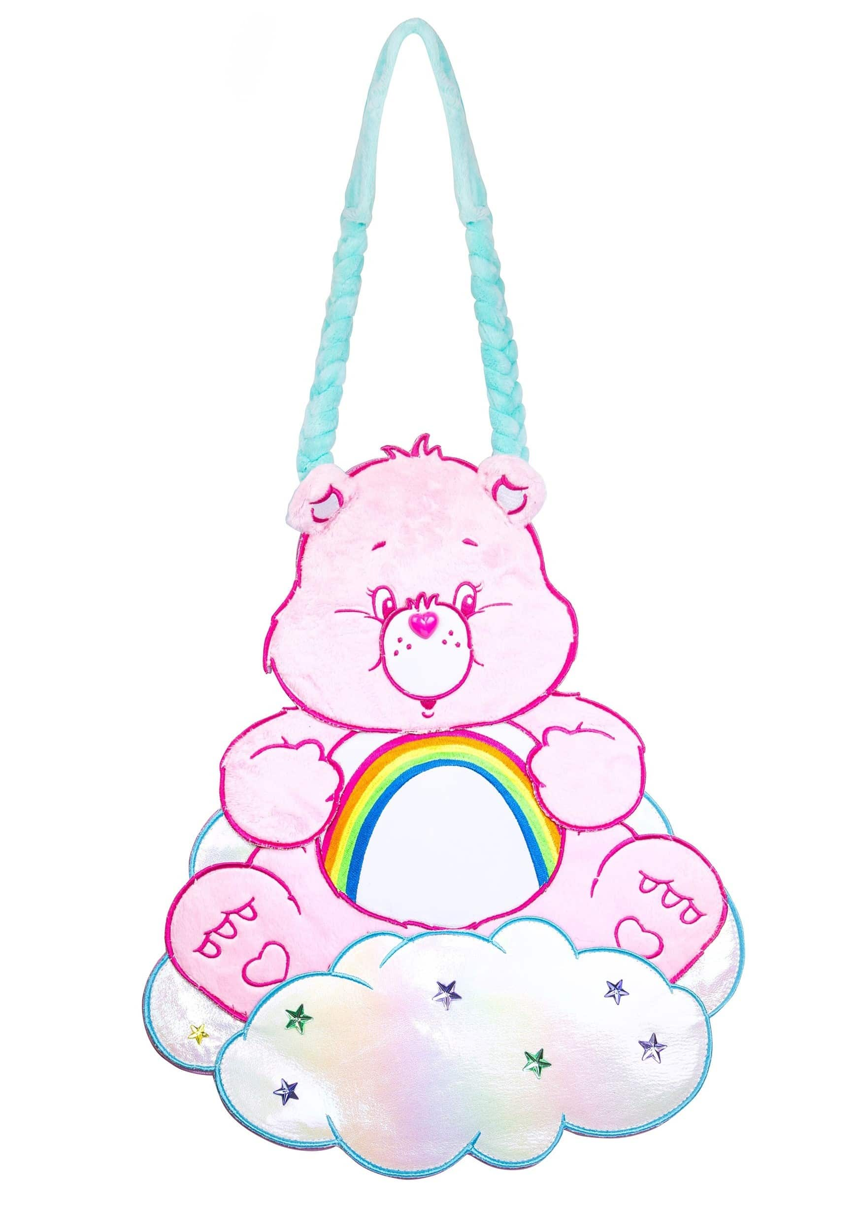 Irregular Choice Care Bears collection includes outrageous furry shoes 28