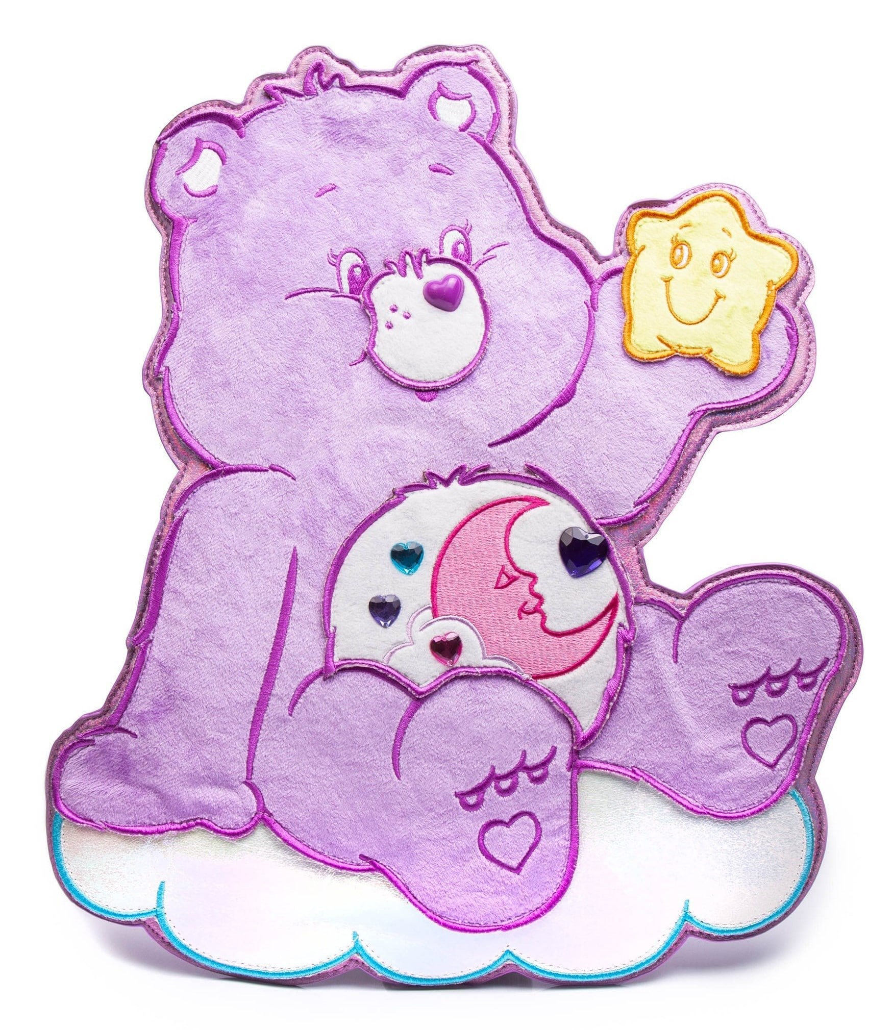 Irregular Choice Care Bears collection includes outrageous furry shoes 20