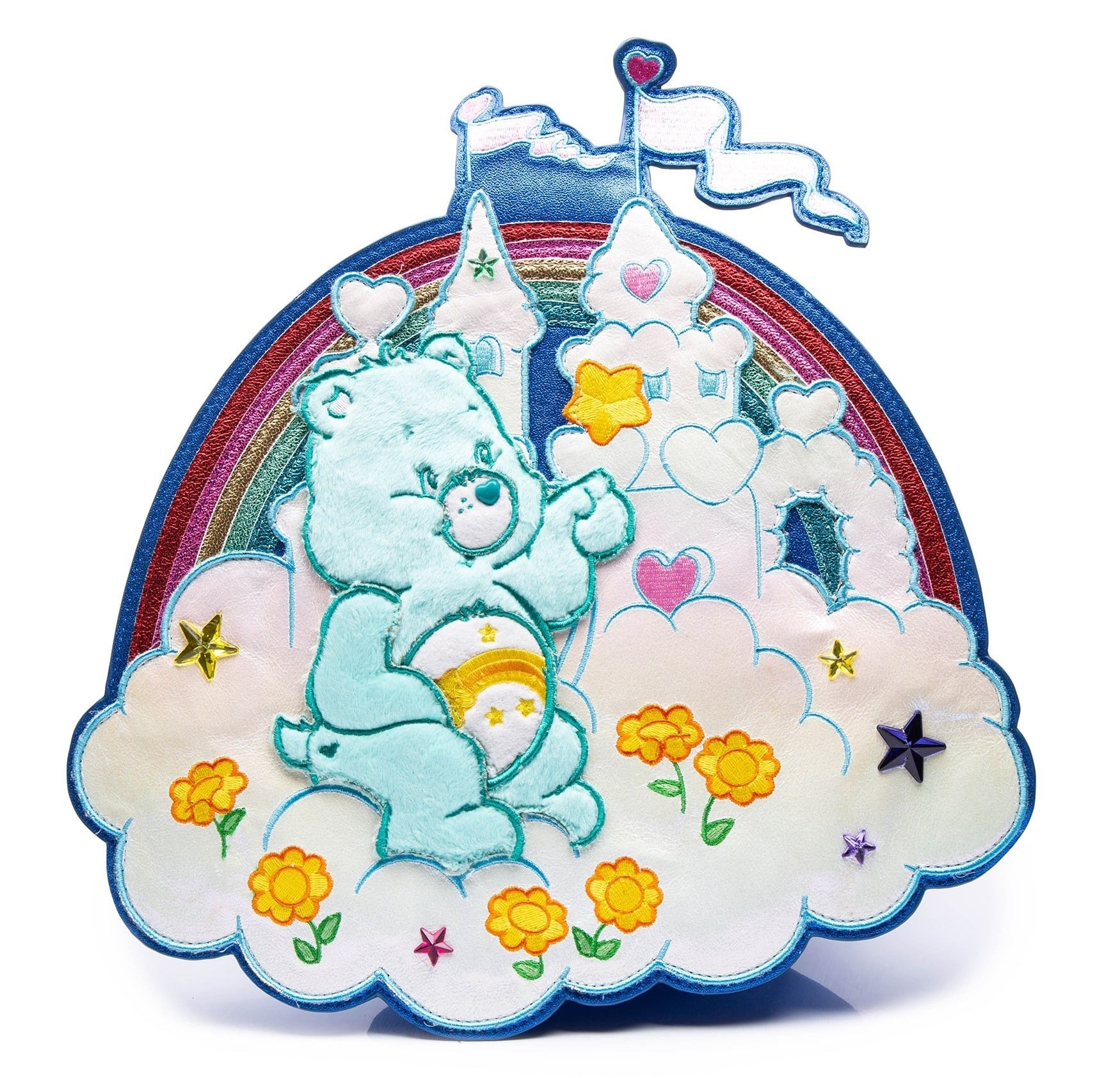 Irregular Choice Care Bears collection includes outrageous furry shoes 25