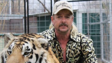 Tiger King's Joe Exotic reacts to Carole Baskin taking control of his former zoo 16