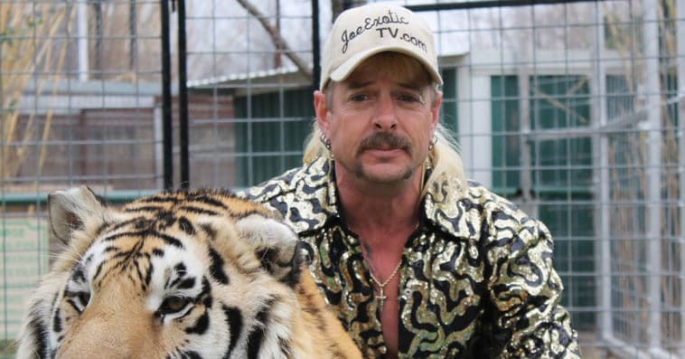 Tiger King's Joe Exotic reacts to Carole Baskin taking control of his former zoo 14
