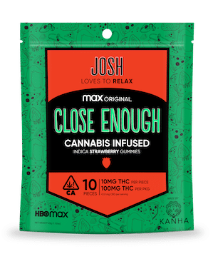 HBO Max promotes Close Enough series with cannabis-infused gummies 15