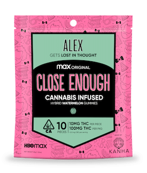 HBO Max promotes Close Enough series with cannabis-infused gummies 18