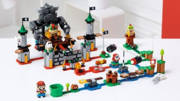LEGO Super Mario full lineup includes sets featuring Yoshi, Toad, King Boo & more 15