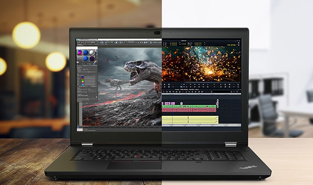 Lenovo's ThinkPad P Series gets updated with new CPUS and Ultra Performance mode 14