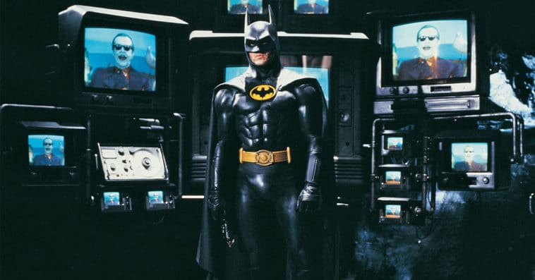 Michael Keaton may return as Batman in Ezra Miller's The Flash movie 12