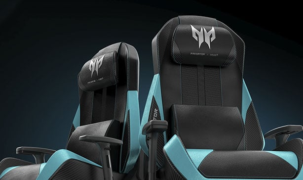 Acer's Predator Gaming Chair x OSIM gives you a massage while you're playing 11