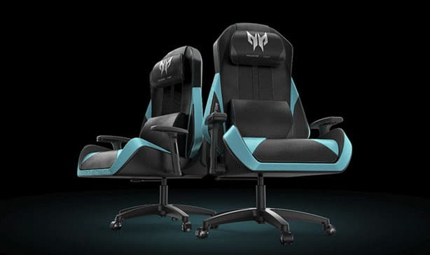 Acer's Predator Gaming Chair x OSIM gives you a massage while you're playing 12