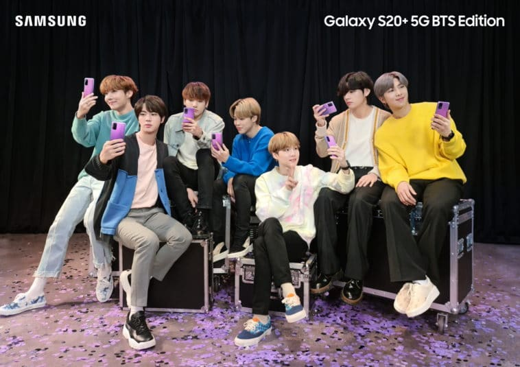 Samsung officially launches Galaxy S20+ and Galaxy Buds+ BTS Edition 11
