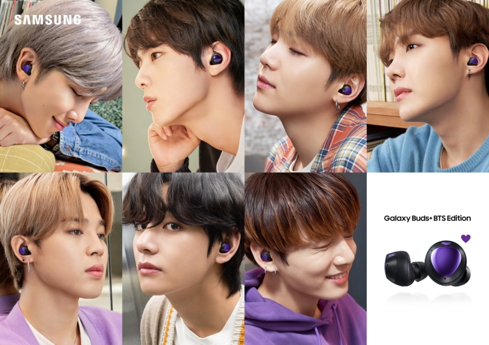 Samsung officially launches Galaxy S20+ and Galaxy Buds+ BTS Edition 16