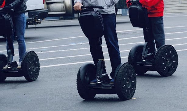 The Segway is officially coming to an end 14